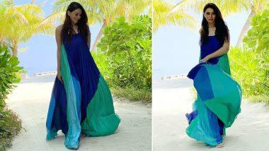 Yo Or Hell No? Hansika Motwani In Zwaan While Holidaying In Maldives