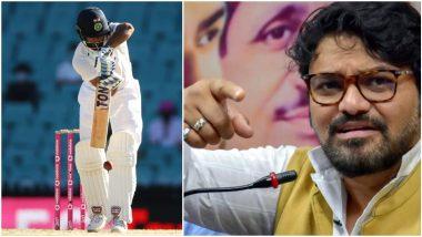 Hanuma Vihari Reacts to Babul Supriyo's Tweet Criticising Him, Corrects Wrong Spelling of His Name