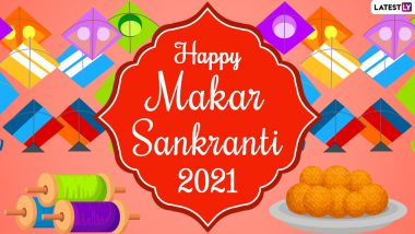 Happy Makar Sankranti 2021 Wishes And HD Images: WhatsApp Stickers, Facebook Greetings, Wallpapers, Messages And SMS to Share on the Auspicious Occasion