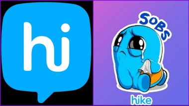 Hike Messenger App Shuts Down! People Bid Emotional Farewell to Sticker Chat Application, Check Tweets and Memes