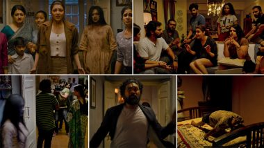 Live Telecast Trailer: Kajal Aggarwal's Shoot Goes Wrong When Real Ghosts Cast Themselves in Her Horror Show (Watch Video)