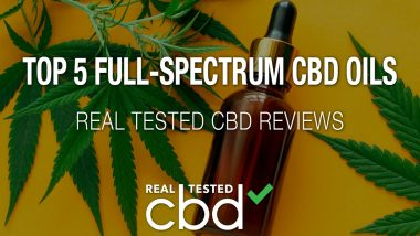 Top 5 Tested Full-Spectrum CBD Oils for 2020 Round-Up: Best of Real Tested CBD