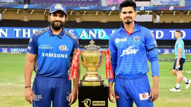 IPL 2021: BCCI Reportedly Looking to Conduct Playoffs In Ahmedabad After Increase in Number of COVID-19 Cases in Maharashtra
