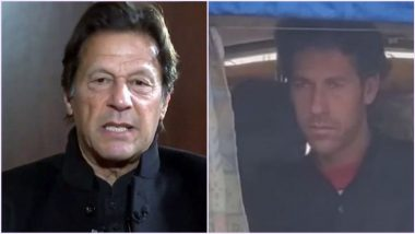 Imran Khan Traveling in a Rickshaw? Video of Pakistan PM's Doppelganger From Sialkot Goes Viral With Funny Reactions