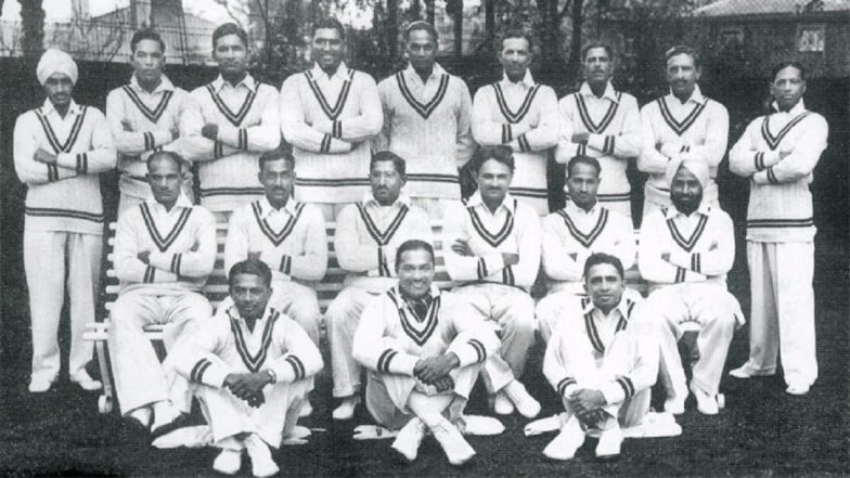 India vs England Series Part 1: India's First Ever Test Match, 1932