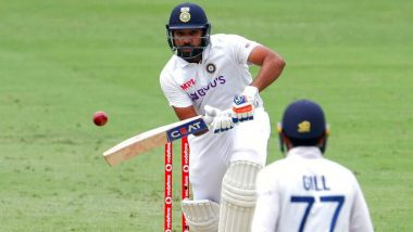 IND vs AUS 4th Test 2021 Day 5 Live Streaming Online on DD Sports, Sony LIV and Sony SIX: Get Free Live Telecast of India vs Australia on TV, Online and Listen To Live Radio Commentary
