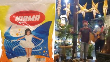 Sweet Sound of Nostalgia! From 'Washing Powder Nirma' to 'Humara Bajaj', Restaurant Band Sings Old Indian Ad Jingles and Netizens are Loving It (Watch Viral Video)