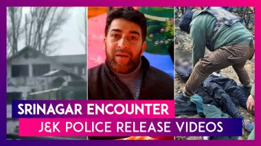 Srinagar Encounter: As Families Of The Three Terrorists Killed Protest, J&K Police Release Videos Asking Militants To Surrender