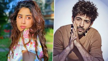 Kartik Aaryan and Janhvi Kapoor Are Insta Friends Again After Unfollowing Each Other as We Wonder What's With Their 'Dostana'!
