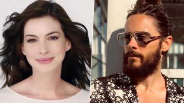 We Crashed: Anne Hathaway, Jared Leto to Play WeWork Co-Founders Rebekah and Adam Neuman in Upcoming Apple TV Series