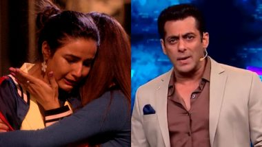 Bigg Boss 14: Jasmin Bhasin Eliminated From Salman Khan's Reality Show - Reports