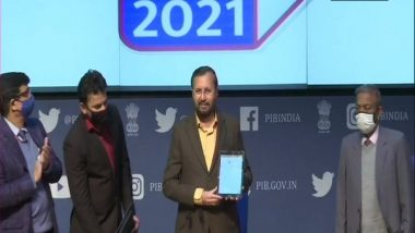 Digital Calendar and Diary 2021 Launched by Prakash Javadekar, GoI Calendar Available in 11 Languages