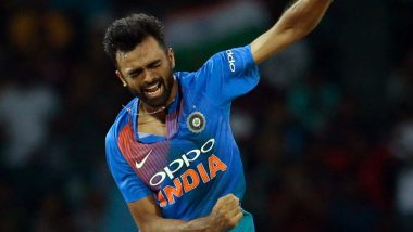 RR Pacer Jaydev Unadkat Pledges To Donate 10 per Cent of His IPL Salary To Help COVID-19 Patients