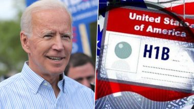 US President Joe Biden's Administration To Reconsider Objections to H-1B Visas During Trump Regime
