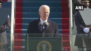 US President Joe Biden to Make First Overseas Trip in Office to UK, EU