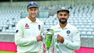 India vs England 2021: Here's How IND & ENG Fared in Their Last Tussle on Indian Soil