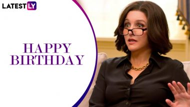 Julia Louis-Dreyfus Birthday Special: 11 Selina Meyer Quotes From Veep That Make for Sassy NSFW Insults We All Love To Use! (LatestLY Exclusive)