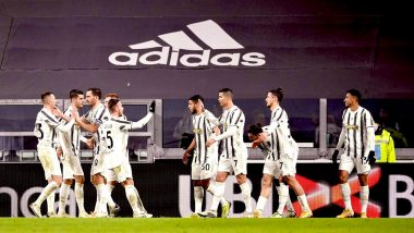 Juventus vs Parma Live Streaming Online & Match Time in IST: How to Get Free Live Telecast of Serie A 2020-21 on TV & Football Score Updates in India?