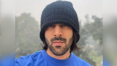 Kartik Aaryan Enjoys the Winter Sun, Says Lazing Around Like a Crocodile in This Weather Is a Bliss