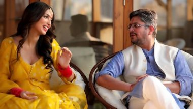 Kanika Dhillon and Himanshu Sharma Tie the Knot in an Intimate Wedding, the Writer Shares Pictures of Their 'New Beginnings' (View Pics)