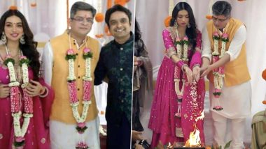 Writers Kanika Dhillon and Himanshu Sharma Got Married? Pictures From Their Private Wedding Ceremony Get Leaked on Social Media