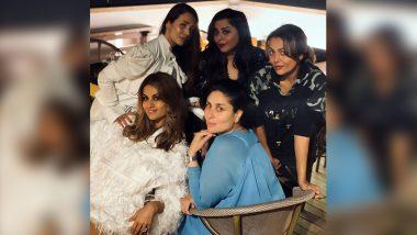 Kareena Kapoor Is Reunited With Her BFFs Malaika Arora, Amrita Arora; Misses Her Sister Karisma Kapoor
