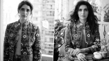 Karishma Tanna's New Monochrome Pictures Are Screaming 'Hotness'