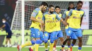 Kerala Blasters vs Bengaluru FC, ISL 2020–21 Live Streaming on Disney+Hotstar: Watch Free Telecast of KBFC vs BFC in Indian Super League 7 on TV and Online