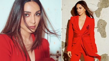 Kiara Advani Opens Up About Her Future Plans, Says 'Want To Be That Actor Who Is Good in Every Film'