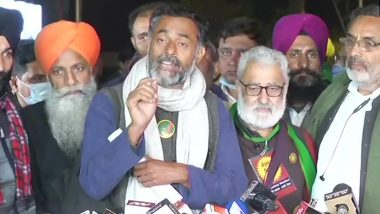 Farmers' Protest: Delhi Police Give Permission to Farmers to Hold 'Kisan Gantantra Parade' on January 26 in National Capital