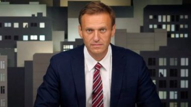 Alexei Navalny, Russian Opposition Leader, Detained in Moscow Upon Arrival From Germany