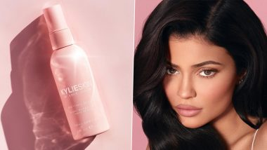 Kylie Jenner Launches Hand Sanitizer and People Are Not Impressed! Netizens Accuse Her of 'Profiting' off the COVID-19 Pandemic