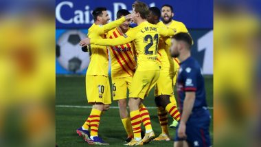 Granada vs Barcelona, La Liga 2020–21 Free Live Streaming Online & Match Time in IST: How To Get Live Telecast on TV & Football Score Updates in India?