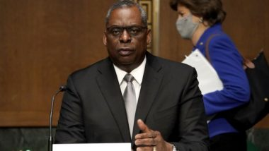 Long March 5B Rocket: US Defence Secretary Lloyd Austin Says 'There Is No Plan To Shoot China's Rocket Down As It Hurtles Back to Earth'