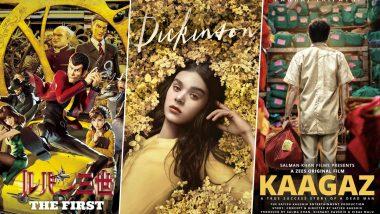 OTT Releases of the Week: Japanese Show Lupin on Netflix, Hailee Steinfeld's Dickinson Season 2 on Apple TV+, Pankaj Tripathi's Kaagaz on Zee5 and More