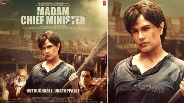 Madam Chief Minister: Richa Chadha Reacts to the Backlash and Clarifies That Her Film Is Not About BSP Supremo Mayawati