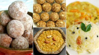 Makar Sankranti 2021 Food Recipes: From Tikho Khichdo to Ven Pongal, Savour Your Taste Buds with These 5 Staples on Harvest Festival