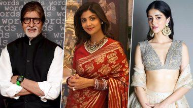 Makar Sankranti 2021: Amitabh Bachchan, Shilpa Shetty Kundra, Ananya Panday and Others Extend Warm Wishes on the Auspicious Occasion!