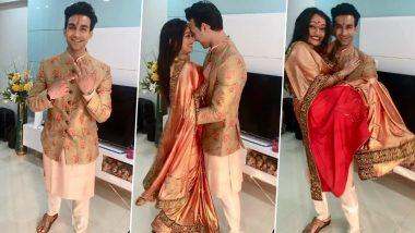 Aishwarya Rai Bachchan's Lookalike, Manasi Naik Weds Boxer Pardeep Kharera! Beautiful Pics and Videos Go Viral