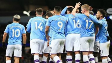 Manchester City vs West Ham United, Premier League 2020–21 Free Live Streaming Online