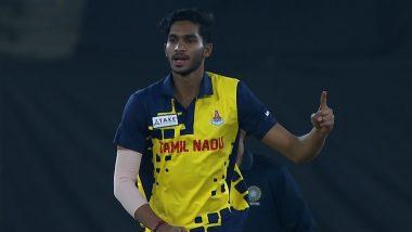 Tamil Nadu Win Syed Mushtaq Ali T20 Trophy 2021 Title, Beat Baroda by Seven Wickets