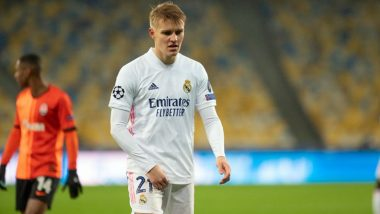 Arsenal in Advance Talks With Real Madrid Over Signing Martin Odegaard on Six-Month Loan Deal