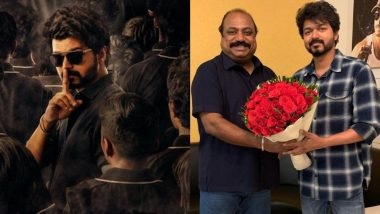 Master: FIR Filed Against Producer Xavier Britto for Playing Thalapathy Vijay Songs From Other Movies During the Audio Launch