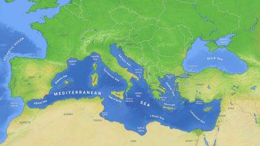 Migrant Crisis: 43 African Migrants Drown as Boat Capsizes in Mediterranean Sea Near Libyan Coast
