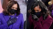 US VP Kamala Harris' Reaction to Michelle Obama's 'You Go Girl' Expression From Inauguration Day Sparks Social Celebration, Netizens Rejoice the Power and Pride of Black Women!