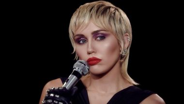 Miley Cyrus' Pride Concert Special of An Hour to Stream Exclusively on Peacock TV