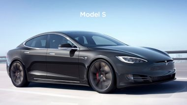 New Tesla Model S Electric Sedan Announced With New Exteriors and Interiors