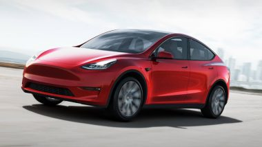 Tesla Model Y Electric Car Launched in South Korea