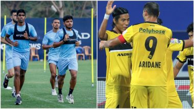Mumbai City FC vs Hyderabad FC, ISL 2020–21 Live Streaming on Disney+Hotstar: Watch Free Telecast of MCFC vs HFC in Indian Super League 7 on TV and Online