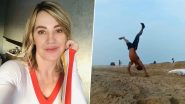 Nadia Comaneci, 5-Time Olympic Gold Medal-Winning Gymnast, 'Very Very Impressed' by Indian Kid Doing Front Flipping in Viral Video!